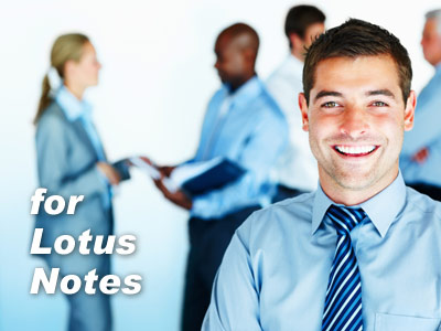 Tracker Software for Lotus Notes